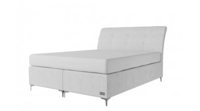 Čalouněná postel boxspring CLAUDIA 160x200, MATERASSO