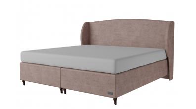 Čalouněná postel boxspring ENIF 200x200, MATERASSO