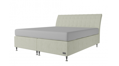 Čalouněná postel boxspring FRANCESCA 180x200, MATERASSO