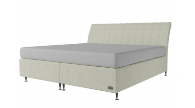 Čalouněná postel boxspring FRANCESCA 200x200, MATERASSO