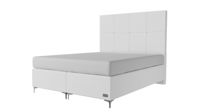 Čalouněná postel boxspring GEMINI 160x200, MATERASSO