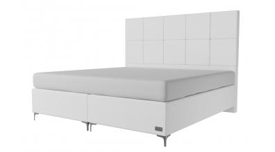 Čalouněná postel boxspring GEMINI 200x200, MATERASSO