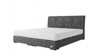 Čalouněná postel boxspring ATLAS 180x200, MATERASSO