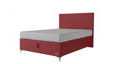 Čalouněná postel boxspring výklop Maxi SIRIUS, 140x200, MATERASSO