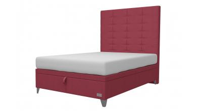 Čalouněná postel boxspring výklop Maxi WILD, 140x200, MATERASSO