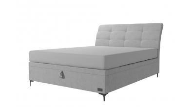 Čalouněná postel boxspring výklop Maxi CLAUDIA, 160x200, MATERASSO