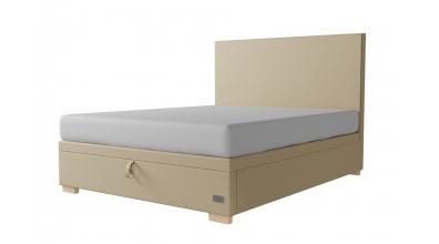 Čalouněná postel boxspring výklop Maxi ARGENTINA, 160x200, MATERASSO