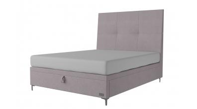 Čalouněná postel boxspring výklop Maxi PRESTIGE, 160x200, MATERASSO