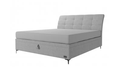 Čalouněná postel boxspring výklop Maxi CLAUDIA, 180x200, MATERASSO