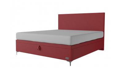 Čalouněná postel boxspring výklop Maxi SIRIUS, 180x200, MATERASSO