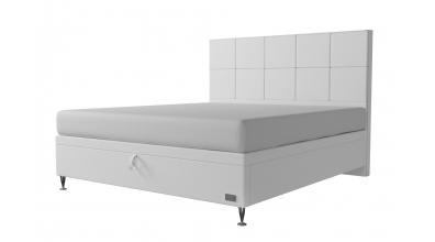 Čalouněná postel boxspring výklop Maxi VEGA, 180x200, MATERASSO