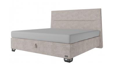 Čalouněná postel boxspring výklop Maxi MIRACH, 200x200, MATERASSO