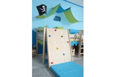 Matrace pod lezeckou stěnu tyrkysovo/zelená
