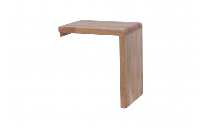 "Noční stolek SOFIA & FLORENCIA ""L"" dub cink"