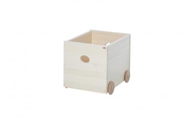 Krabice s kolečky buk cink