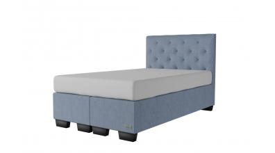 Čalouněná postel boxspring ALESIA 120x200, MATERASSO