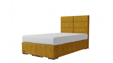 Čalouněná postel boxspring CORONA 120x200, MATERASSO