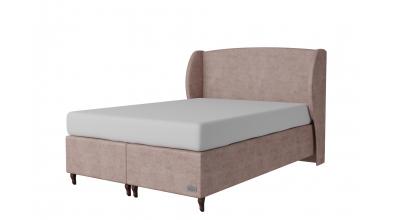Čalouněná postel boxspring ENIF 140x200, MATERASSO