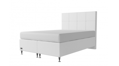 Čalouněná postel boxspring VEGA 140x200, MATERASSO