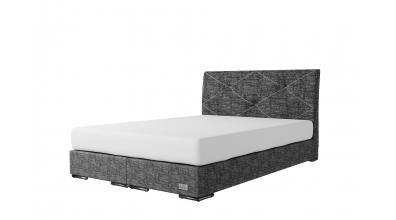 Čalouněná postel boxspring ATLAS 140x200, MATERASSO