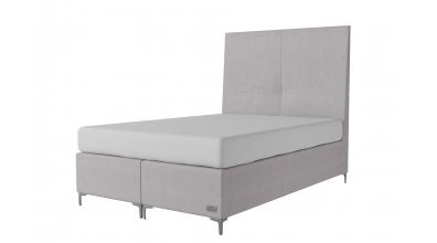 Čalouněná postel boxspring PRESTIGE 140x200, MATERASSO