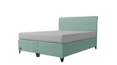 Čalouněná postel boxspring SIENA 160x200, MATERASSO