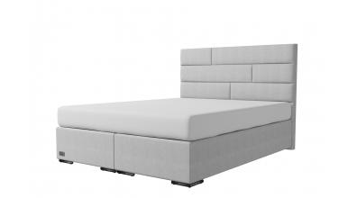 Čalouněná postel boxspring SPECTRA 160x200, MATERASSO