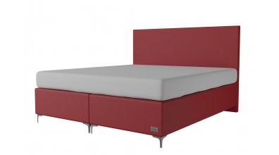 Čalouněná postel boxspring SIRIUS 180x200, MATERASSO