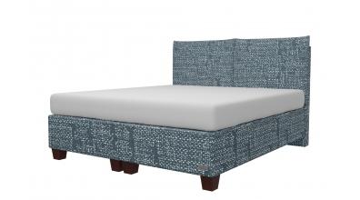 Čalouněná postel boxspring KINGSTONE 180x200, MATERASSO