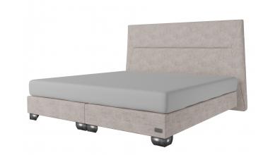 Čalouněná postel boxspring MIRACH 200x200, MATERASSO