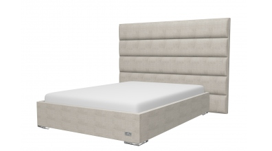 Čalouněná postel Horizontal,140x200, MATERASSO