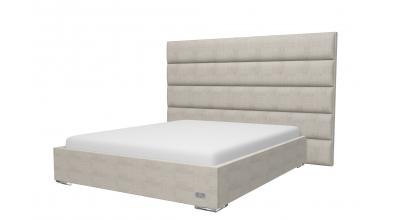 Čalouněná postel Horizontal,160x200, MATERASSO